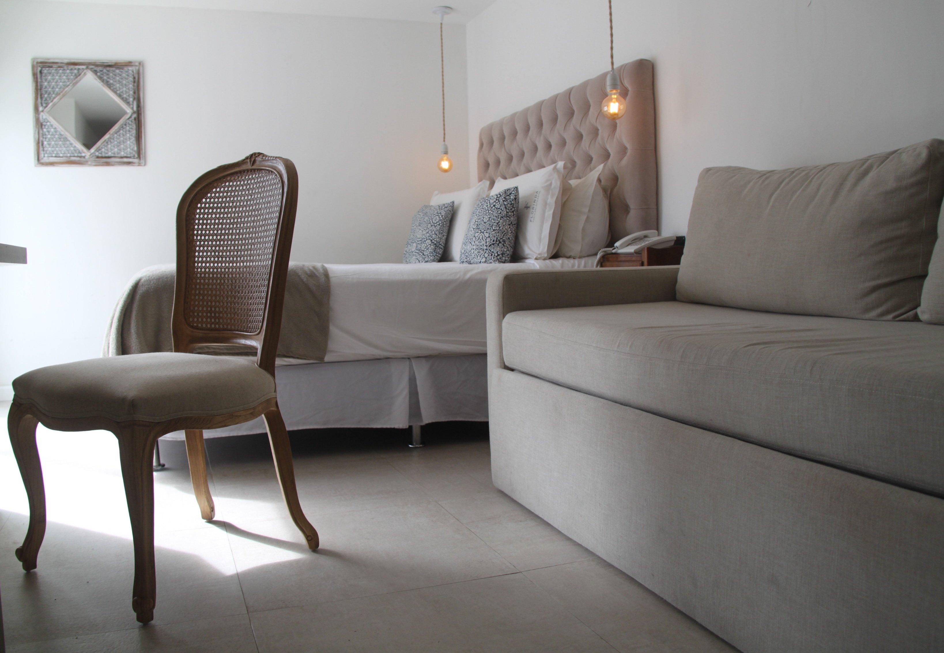 Quartos Hotel Florinda